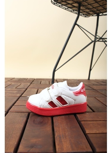 Oksit Spor Ayakkabı Kırmızı